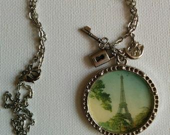 Parisian Morning necklace