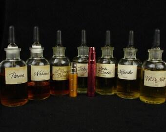Vintage, Rare, Niche, Guerlain, Apres L'Ondee, Eau De Cologne, 1980's, Vial, Spray, old formula, discontinued, hard to find