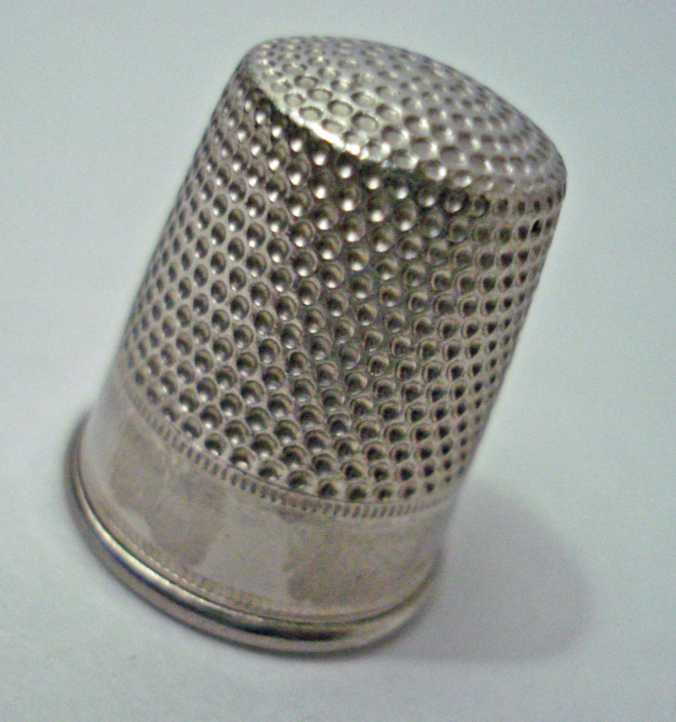 Knitting Thimble Norwegian : Thimble made in germany vintage from marvinanthonydesigns