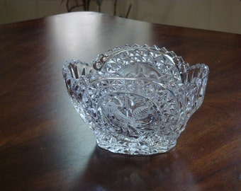 Hofbauer Germany THE BYRDES COLLECTION Scalloped, Oval Bowl!