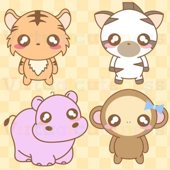 Gallery For gt Cute Chibi Animals