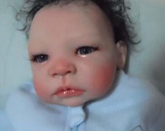 Reborn baby doll, Riley sculpt