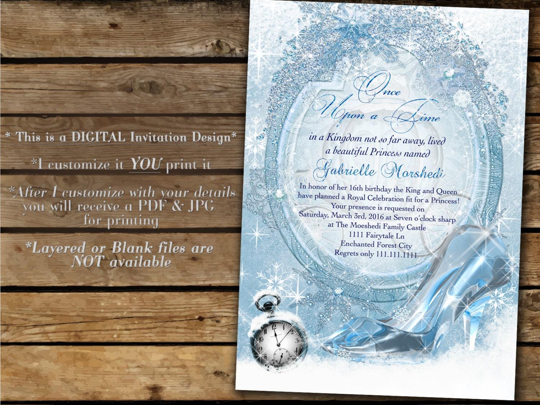 Quince invitation – Quince Party Invitations