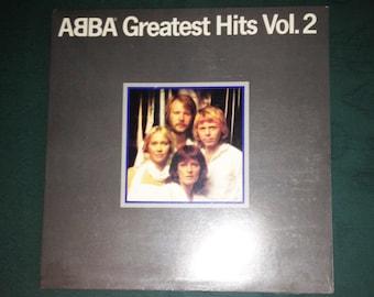 ABBA Greatest Hits Vol 2 LP Original Atlantic SD 16009 Original Sealed Record Album