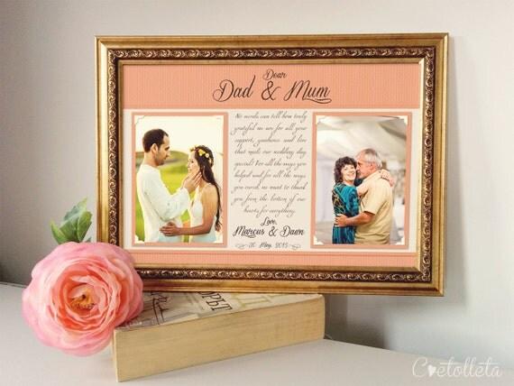 cadeau de mariage cadeau de remerciement aux parents les. Black Bedroom Furniture Sets. Home Design Ideas