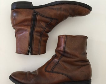 Union Made Beatle Boots Size 11