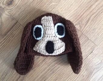 Basset Hound Dog hat