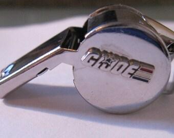 Vintage GI Joe Whistle Licensed Hasbro