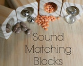 Sound Matching Blocks