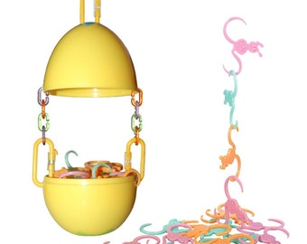 LIMITED! Foraging Egg of Bunnies - Interactive Toy for Sugar Gliders