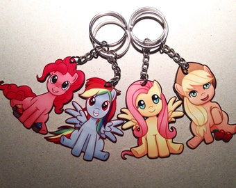 My Little Pony Keychain