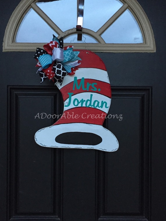 Cat In The Hat Door Decor Site Pinterest Com