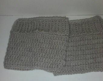 Crochet boot cuff,boot toppers,boot cuff