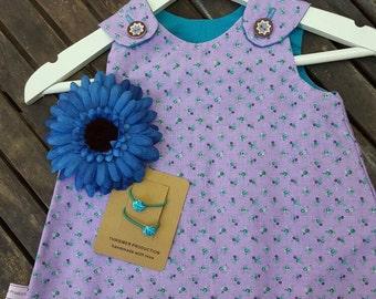 Toddler dress size 0
