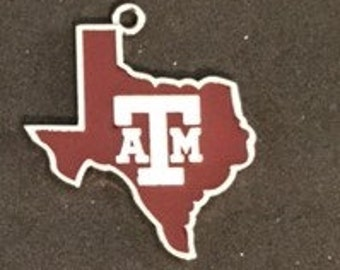 Texas A&M Aggies College Football Charm