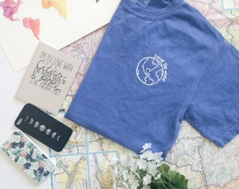 Travel the World T-Shirt (Women's)