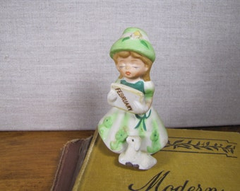 Enesco February Figurine