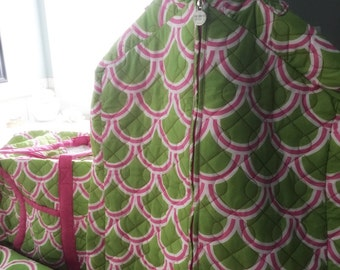 Quilted Travel Set