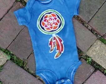 Dream catcher baby batik