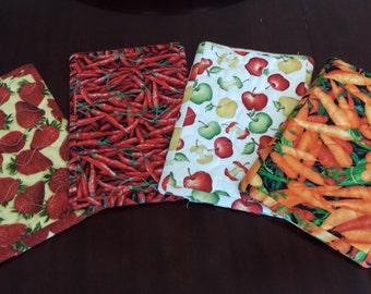 Fruit and Vegetable Potholder