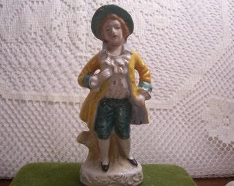Occupied Japan Man Figurine