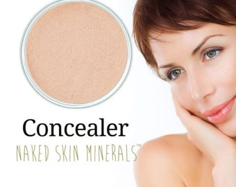 Naked Skin Mineral Makeup Concealer 20ml (6g) by NCinc.