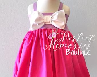 Doc McStuffins | Doc McStuffins Party | Girls Dress | Disney Dress | Disney Vacation | Birthday Dress | Halloween Costume