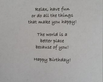 Birthday message #19 your day