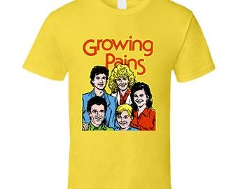 Growing Pains Classic 80s Tv Show T Shirt