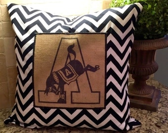 "USMA West Point Pillow Cover 18""x18"""