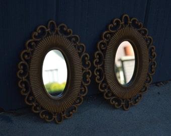 Syroco Mirror Set