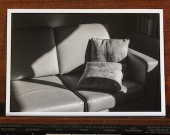 Hotel photo print