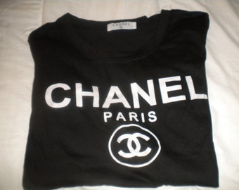 T-shirt long sleeves Chanel