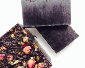Activated Charcoal Facial Soap | facial cleanser