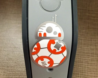 Stormtrooper Magic Band Vinyl Decal - Magic band vinyl decals
