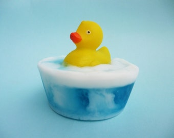 DUCK SOAPS - Duck soap favors - Rubber duck soaps - Soap favors - Baby shower gift for guests - Baby soap gift - Ducky soaps - Guest soap