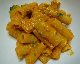 Easy Dinners ~ Creamy Tomato Sauce with your choice of pasta