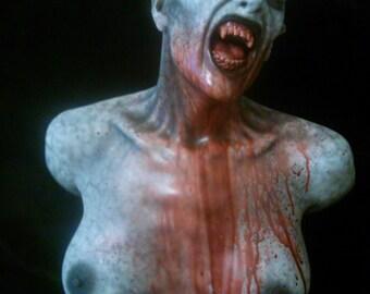 Eve Vampire Female Nosferatu Blood Creature Horror Collectible Prop