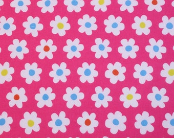 fat quarter, 1/2 meter / Japanese fabric / Japanese kawaii fabric / kawaii fabric / retro fabric / flower fabric / kitch fabric