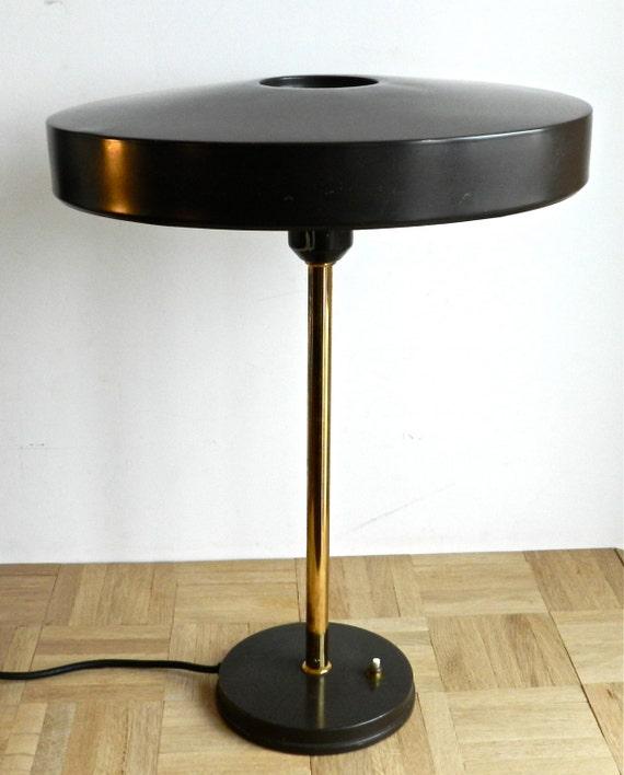 lampe philips vintage par louis kalff ann es 50 by frencholdies. Black Bedroom Furniture Sets. Home Design Ideas