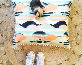 Limited Edition Neon Skies Floor Cushion/Pet Bed