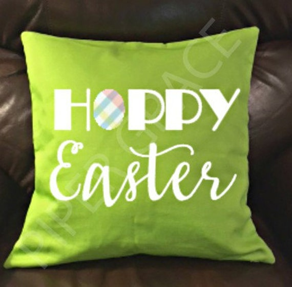 Easter Throw Pillow Covers : Easter Pillow Cover Easter Decor Easter Decoration Easter