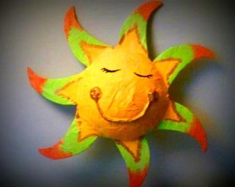 Mr. Happy Sun Pinata