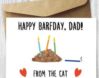 th birthday card printable birthday card funny cat, Birthday card