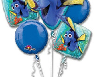 Finding Dory Balloon Set