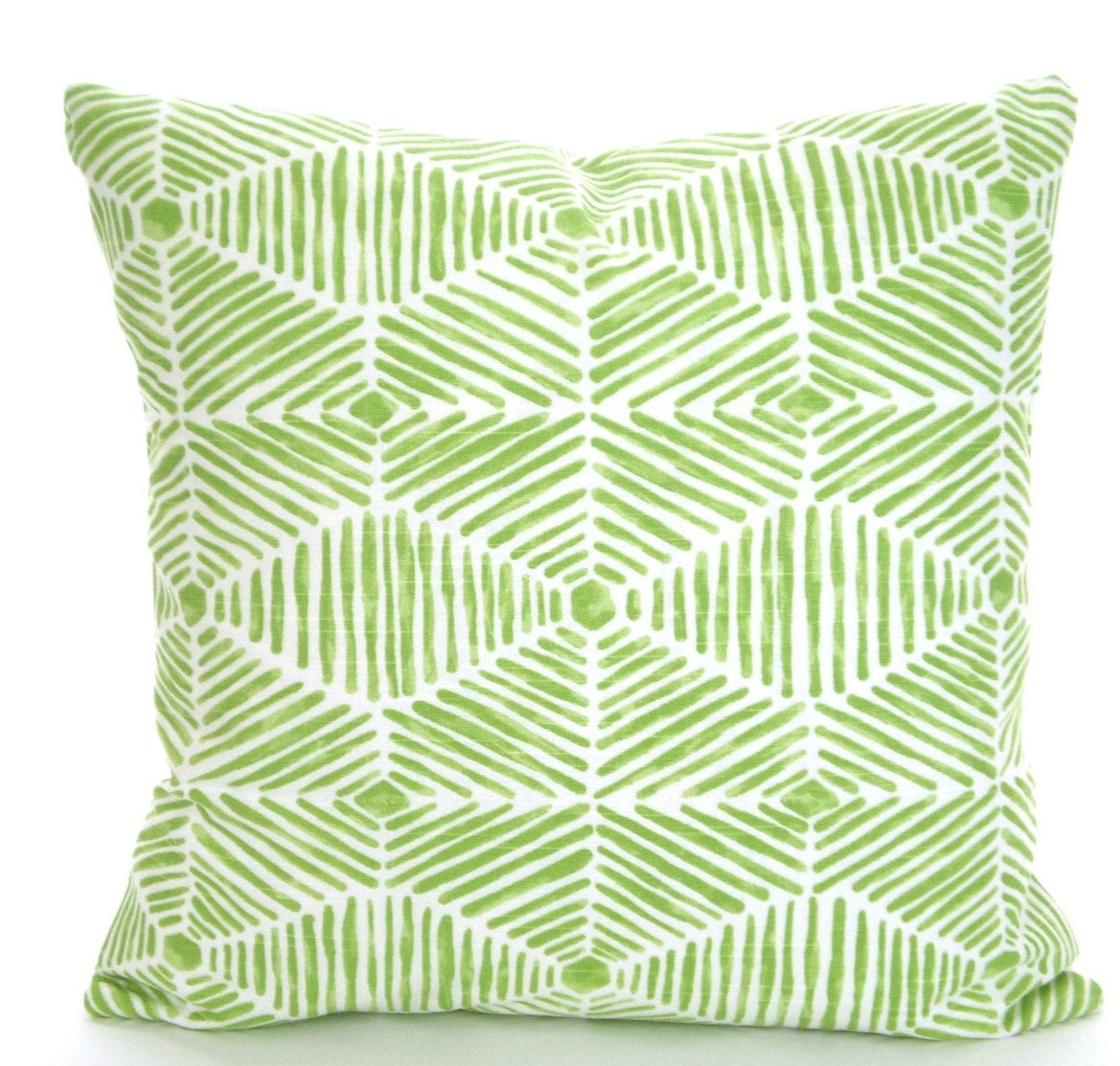 Green Decorative Throw Pillow Covers Cushion Covers Kiwi