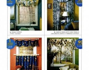 Cafe Curtains Diy. Elrene Cameron Cafe Curtain Collection Easy ...