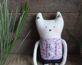 Cute Cat doll