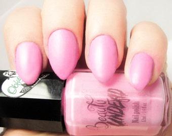 Obfuscation - Matte Light Pink Nail Polish