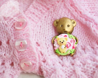 """Shop """"baby jewelry"""" in Brooches"""